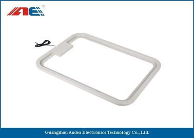 SMA RF Interface HF RFID Antenna , 100CM Reading Range RFID Loop Antenna